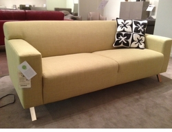 Mojave Modern Sofa Made in the USA