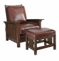 Morris Chair by Bassett Furniture