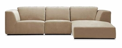 morton sectional sofa series