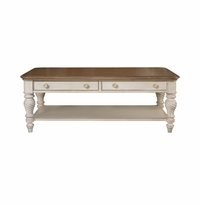 Moultrie Park Coffee Table by Bassett Furniture