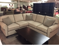MT Company 1100 Sectional Sofa