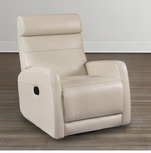 Newport Swivel Glider Recliner by Bassett