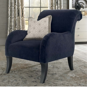 Nora Accent Chair by Bassett Furniture