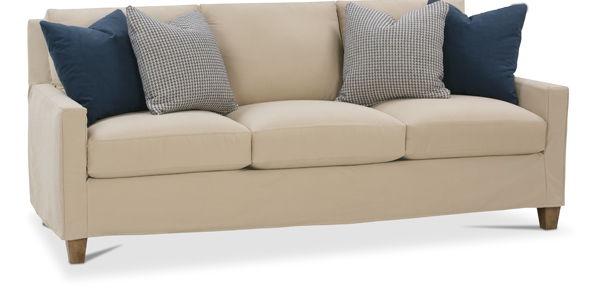 Norah Slipcover Sofa by Rowe
