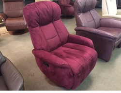 Norwegian Small Swivel Rocker Recliner
