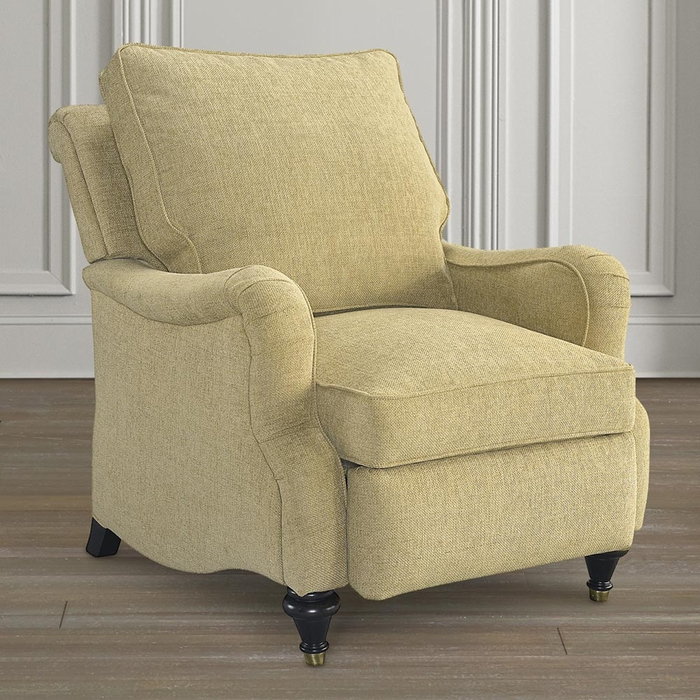 Oxford Recliner With English Arm Bassett Chairs