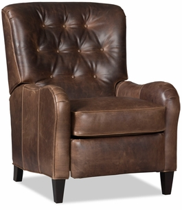 Padma Leather Recliner by Bradington-Young