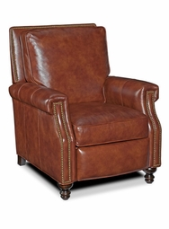Palerma Leather Recliner by Bradington-Young