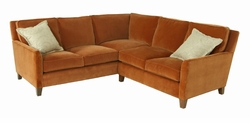 Pippa Sectional Sofa by Norwalk Furniture
