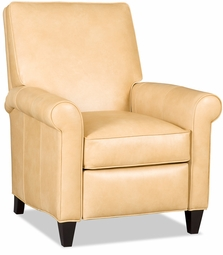 Rankin Leather Recliner by Bradington-Young