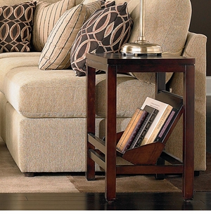 Redin Park Readers End Table