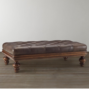 Reef Bay Cocktail Ottoman