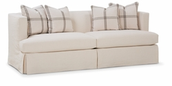 Reese Slipcover Sofa by Rowe