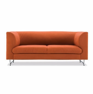 replay retro modern loveseat