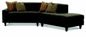 Riley Sectional Sofa by Rowe