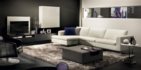 Savoy Sectional Sofa By Natuzzi Italia Labor Day Sale