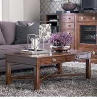 Small Spaces Coffee Table by Bassett Furniture