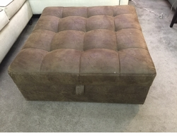 Square Storage Ottoman by Norwalk Furniture