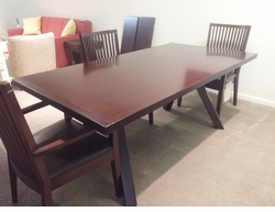 Stockton Table & 3 Chairs