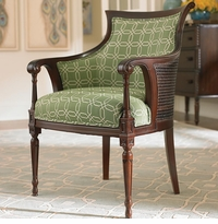 Talbott Accent Chair by Bassett Furniture