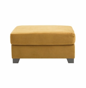 tavern contemporary bench ottoman