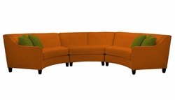 Tousley Sectional Sofa by Norwalk Furniture