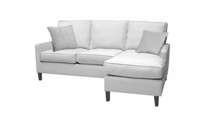 Trenton Sectional Sofa by Norwalk Furniture