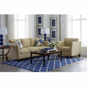 Turner Sofa by Bassett Furniture
