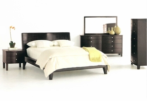vintage modern bedroom set