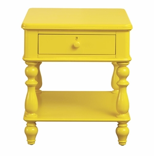 Wakefield Colors Square End Table