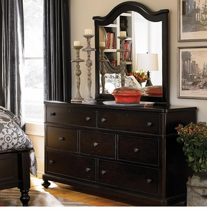 Wakefield Double Dresser in Molasses
