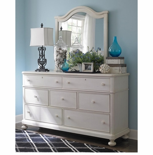 Wakefield Dresser in White