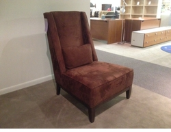 Younger  Hannah Chair in Brown