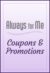 Always For Me Coupons and Promotions