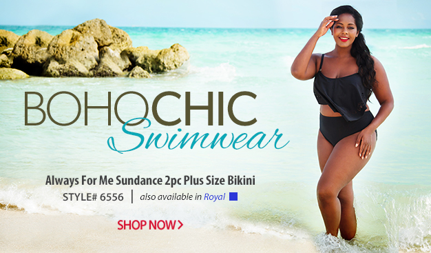 plus size swimwear Sale