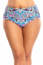 Kenneth Cole Hot to Trot Plus Size Swim Brief