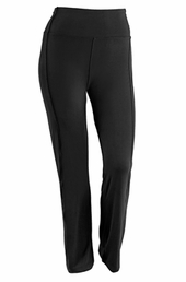 Plus Size Activewear Marika Curve Plus High Rise Control Slim Boot Cut Pant