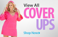 Swimsuit coverups - plus size