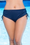 Women's Plus Size Swimwear - Coco Reef Separates Smooth Curves Brief w/ Side Ties