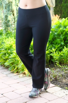 Women's Plus Size Activewear - Always For Me Active Cotton Yoga Pant