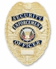 Security Enforcement Officer Badges