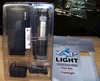 Zap Light Stun Gun Flashlight KIt