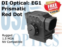 DI OPTICAL EG1 - 1.5 MOA PRISMATIC RED DOT