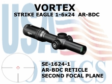 STRIKE EAGLE 1-6x24 AR-BDC