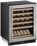 "1224WC 24"" Wine Captains U-line 1000 Series"
