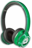128504 Monster NCredible NTune Candy On-Ear Headphones by Monster� - Candy Green