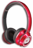 128506 Monster NCredible NTune Candy On-Ear Headphones by Monster� - Candy Red