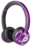 128508 Monster NCredible NTune Candy On-Ear Headphones by Monster� - Candy Purple