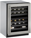 "3024ZWC 24"" Wine Captains U-line 3000 Series"