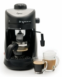 303.01 Capresso 4-Cup Espresso and Cappuccino Machine